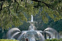 Savannah - Domestic trip fun