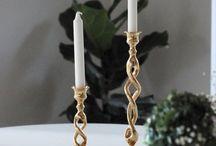 Brass Gold / Mässing Guld