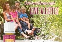 Young Living Outdoors Support