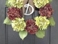 Home Decor / Door wreath