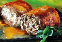 Ρολό μοσχάρι γεμιστό με τυρί κρέμα / Εύκολο ρολό μοσχάρι γεμιστό  με τυρί κρέμα, όλο νοστιμιά!