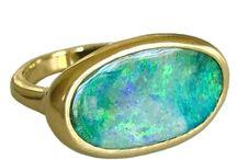 GIOIELLI DALBEN Boulder opal