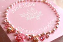 Pink jewels