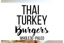 Whole30 Lunch/Dinner