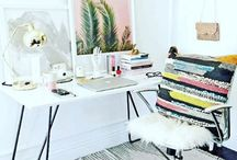 Workspace Goals / Beautiful inspiration spaces to live and work