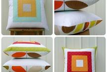 Pillows / by Pam Fansler