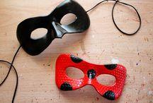 ladybug, cat noir party theme - picnic party