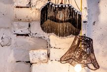 DIY Lamps / #DIY #Lamp #lighting #lampes