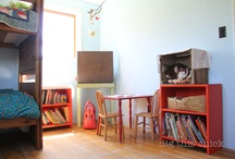Kids rooms / by Elle Hunter