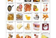 French 8 La nourriture