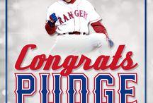 Pudge Rodriguez National Baseball Hall of Famer