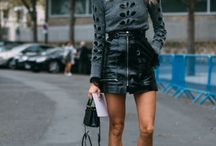 Fashion Week Street Style