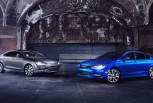 The All-New 2015 Chrysler 200 / This is the All-New 2015 Chrysler 200. Our next-generation midsize sedan is designed, engineered and built to compete with the very best vehicles in the industry