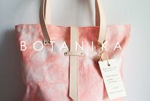 B O T A N I K A / naturally dyed textiles, accessories & more  https://www.facebook.com/hellobotanika #botanika