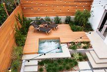Backyard Exterior Design