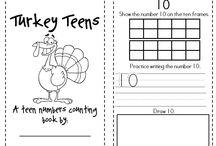 November School Ideas / by Lisa Beebe