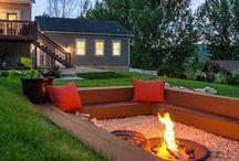 zahradne ohnisko