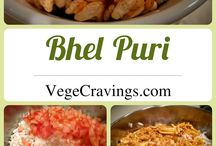 Vegetarian Snacks & Appetizers / Collection of amazing Indian Vegetarian Snacks and Appetizer recipes.