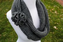 Scarfs / Crochet / by Susan Tümkaya