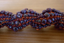 Beading - Herrinbone stitch