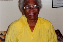 Mrs. Willie Turner, Midwife / in 2002 I had the honor of meeting African American midwife, Mrs. Willie Turner, from Midnight, Mississippi. She said she had caught 2063 babies in her home county alone. She was the inspiration for Polly Shine.