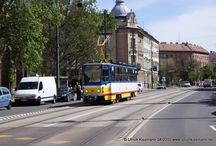 Szegedi Közlekedési Társaság Kft. >> (ČKD) Tatra T6A2 / Sie sehen hier eine Auswahl meiner Fotos, mehr davon finden Sie auf meiner Internetseite www.europa-fotografiert.de.