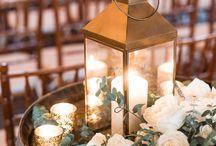 WEDDING - CHURCH DECOR & FLOWERS