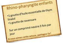 Rhino-pharyngite enfants / Rhino-pharyngite enfants