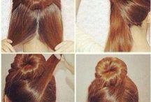 hair and beautiful