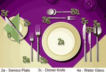 Table Settings / by Nati J