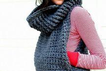 Crochet jumpres etc.