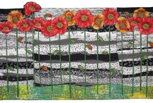Poppy quilts