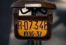 Kalendarz rowery retro październik 2018