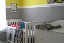 Kids : Nursery & Bedrooms  / Cute nursery and bedroom inspiration for kids.    / by Brandy Hunter