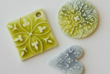 FIMO nápady - imitace keramiky