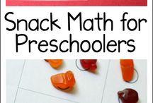 Preschool/kindergarten Prep