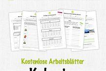 Kalender Klasse 2
