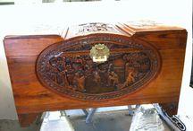 oriental camphor trunk