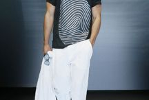 Emporio Armani Men's Spring Summer 2017 Fashion Show / Discover more about the collection: http://www.armani.com  / by ARMANI