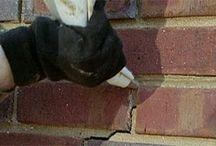 DIY Brick mortar Repair