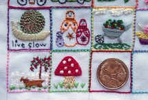 Embroidery Squares