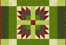 Free Quilting Patterns / by Ghislaine A