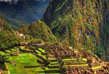Bolivia, Ecuador, y Perú / by Madison Ripley
