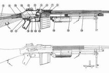 """rkm wz.28 """"Browning"""" / Poland version of Browning Automatic Rifle"""
