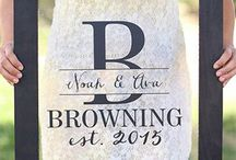 Personalized Home Decor Gift Ideas