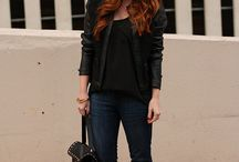 Fall/Winter Styles / Outfits to consider for late Fall early Winter weather in D.C. / by Madonna Perez
