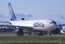 Flygbolag som jag har rest med
