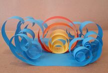 paper sculptures simple and effective