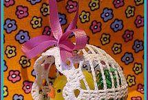 Húsvéti horgolás