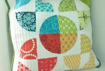 Quilting - Curved Piecing